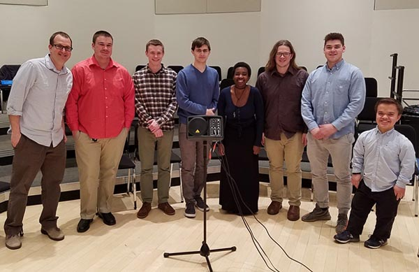 Rutgers Interactive Music Ensemble (RIME) to present free concert