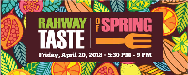 A Look Back At The 2018 Rahway Taste of Spring