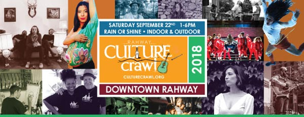 Rahway Seeks Artists For 2018 Culture Crawl Festival