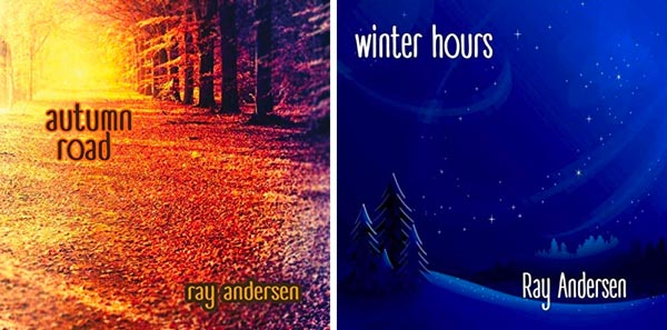 Ray Andersen Releases Instrumental CDs Which Will Be Featured On British Airways