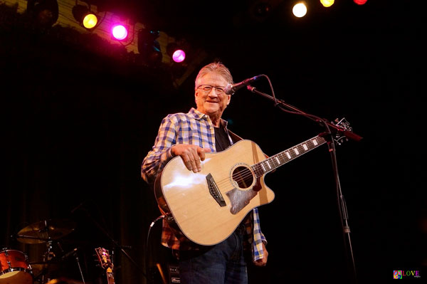 """It's a Good Feelin' to Know"" Richie Furay LIVE! at the Tabernacle"