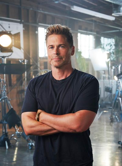 Rob Lowe Brings Hit One Man Show to Morristown