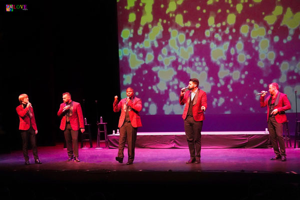 Rockapella LIVE! at the Grunin Center