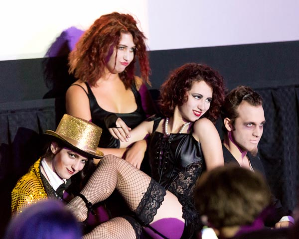 """RHPS@Hoboken Hosts """"The Rocky Horror Picture Show"""" at Bow Tie Cinemas"""