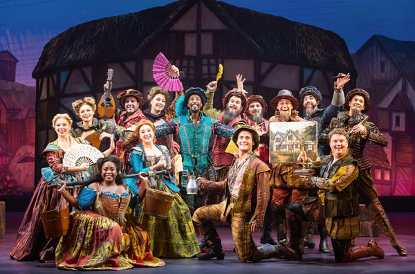 "State Theatre Presents ""Something Rotten!"""