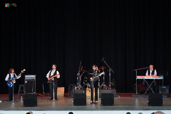 A Tribute to Roy Orbison, The Beach Boys, and Frankie Valli at the PNC Bank Arts Center