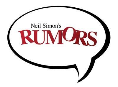 "Playhouse 22 Presents ""Rumors"" by Neil Simon"