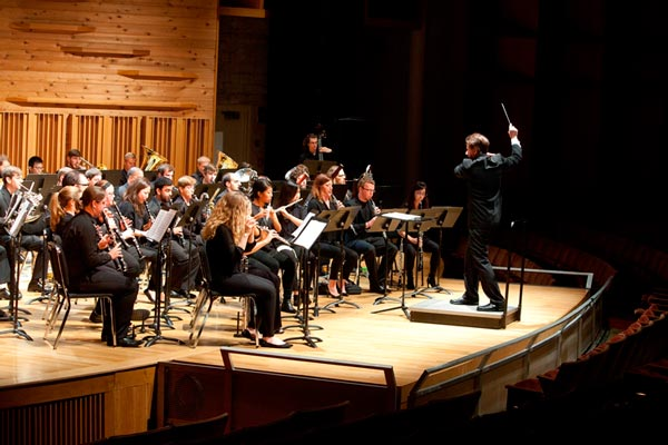 Rutgers bands to present final school-year concerts April 25 to 27