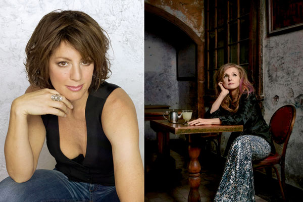 Sarah McLachlan and Patty Griffin To Perform Cancer Benefit At Paramount Theatre