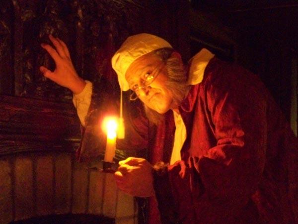 "Premier Theatre Company Presents ""Scrooge!"""
