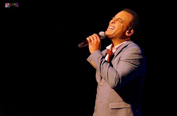 """His Passion Never Diminishes!"" Jon Secada LIVE! at UCPAC"
