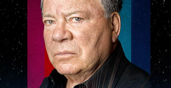 NJPAC Presents William Shatner LIVE Plus Star Trek II: The Wrath of Khan