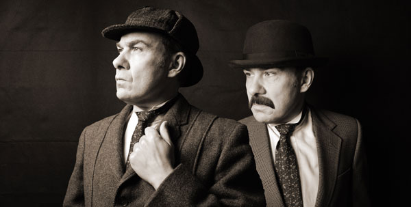 Relive The Adventures of Sherlock Holmes With East Lynne Theater's Radio Play