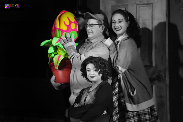 Plant Yourself at Exit 82 Theatre Company's Little Shop of Horrors!