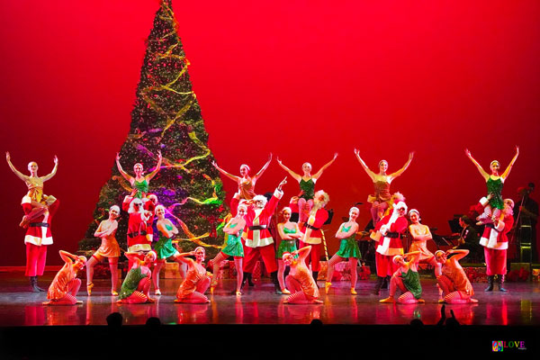 It's a Shore Holiday: The Atlantic City Ballet LIVE! at Caesars