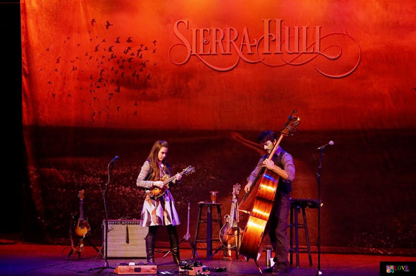 Sierra Hull LIVE! at Toms River's Grunin Center