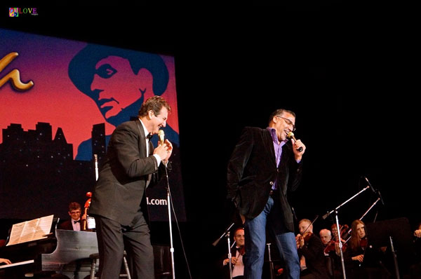 "Rick Michel's ""Sinatra Forever"" LIVE! at PNC Bank Arts Center"