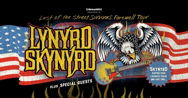 Lynyrd Skynyrd To Bring Final Tour to PNC Bank Arts Center In Holmdel