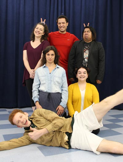 Teachers/staff come free to October 12 performance of The 25th Annual Putnam County Spelling Bee