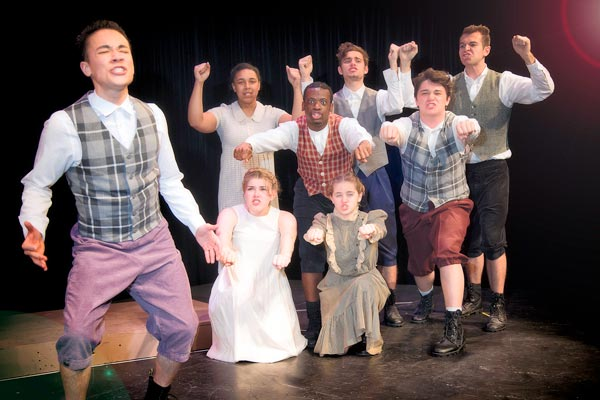 "MCCC Theatre/Dance Program to Present ""Spring Awakening"""