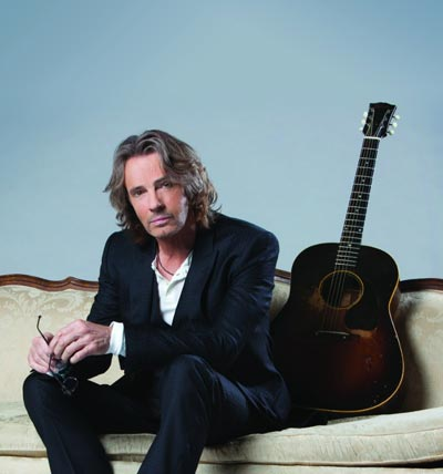 "Rick Springfield To Bring His ""Stripped Down"" Tour To The Newton Theatre"