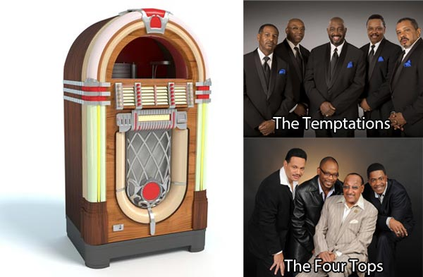 State Theatre Presents The Temptations & The Four Tops