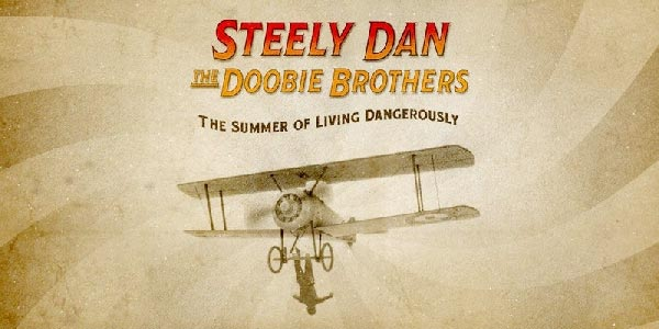 Steely Dan and The Doobie Brothers To Perform In Holmdel and Camden