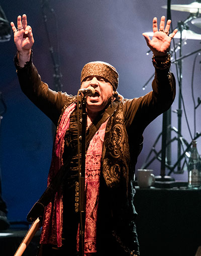 Around Jersey: Steven Van Zandt and the Disciples of Soul at State Theatre