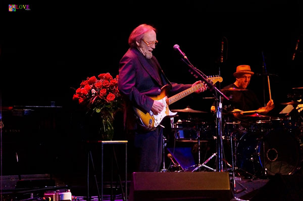"""Going to Live Forever"" Stephen Stills and Judy Collins LIVE! at BergenPAC"