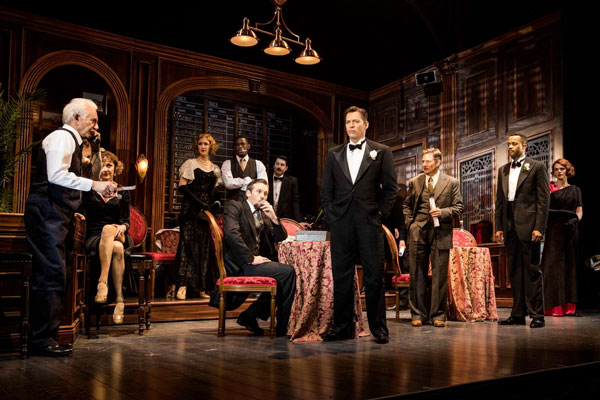 """REVIEW: """"The Sting"""" at Paper Mill Playhouse"""