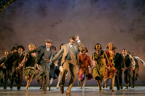 "REVIEW: ""The Sting"" at Paper Mill Playhouse"