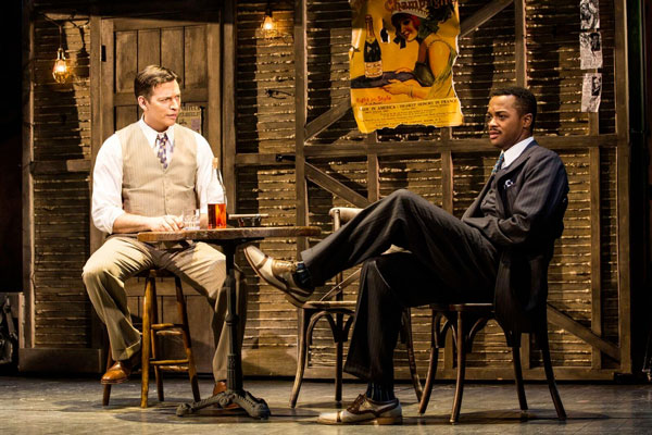 "PHOTOS from ""The Sting"" at Paper Mill Playhouse"