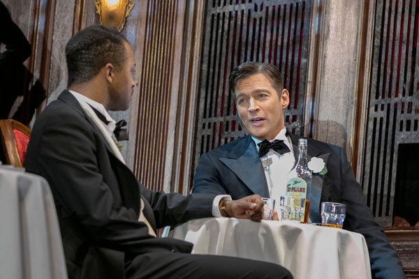 """PHOTOS from """"The Sting"""" at Paper Mill Playhouse"""