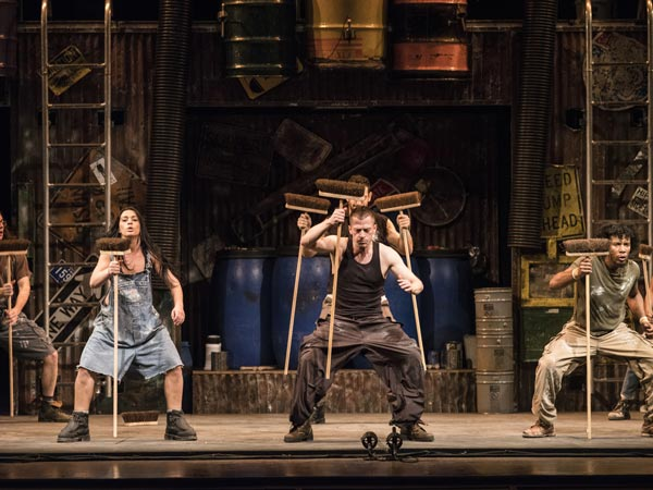 State Theatre Presents STOMP In January
