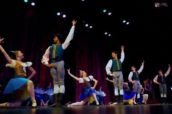 Swan Lake: The Atlantic City Ballet LIVE! at The Strand Lakewood