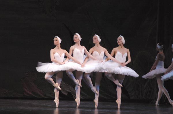 Moscow Festival Ballet To Present Swan Lake at Mayo Performing Arts Center