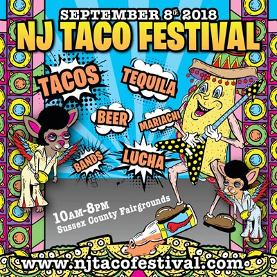 The 4th Annual New Jersey Taco Festival