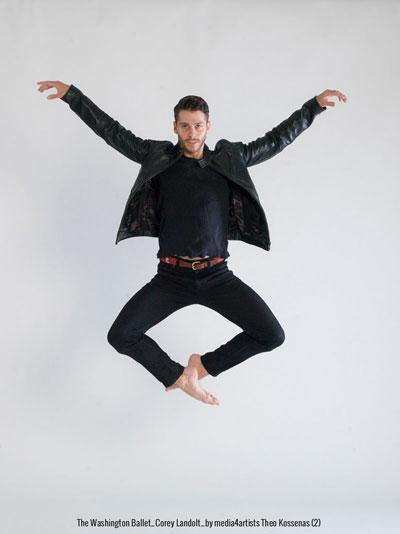 Passion & Discipline: A profile of Corey Landolt, Washington Ballet