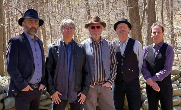 The THE BAND Band Comes To Darress Theatre