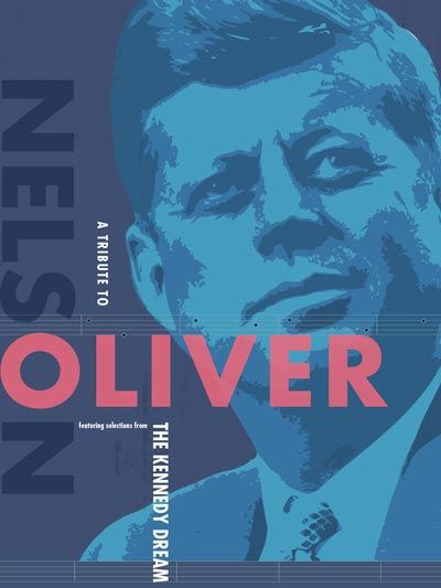 """Rowan Jazz Festival To Honor Oliver Nelson and """"The Kennedy Dream"""""""