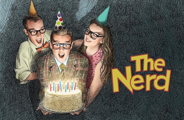"""George Street Playhouse Announces Full Cast and Creative For """"The Nerd"""""""