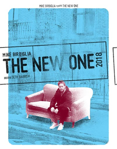 "Two River Theater Announces New Dates For ""The New One"" By Mike Birbiglia"