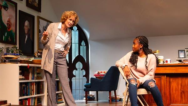 "McCarter Theatre Presents ""The Niceties"" by Eleanor Burgess"