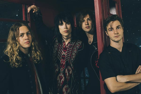 The Struts To Open For Foo Fighters At BB&T Pavilion In Camden