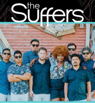 The Suffers To Perform At House of Independents In Asbury Park