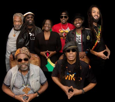 The Newton Theatre Presents The Wailers