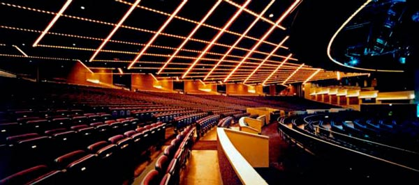 The Hulu Theater At Madison Square Garden New Jersey Stage
