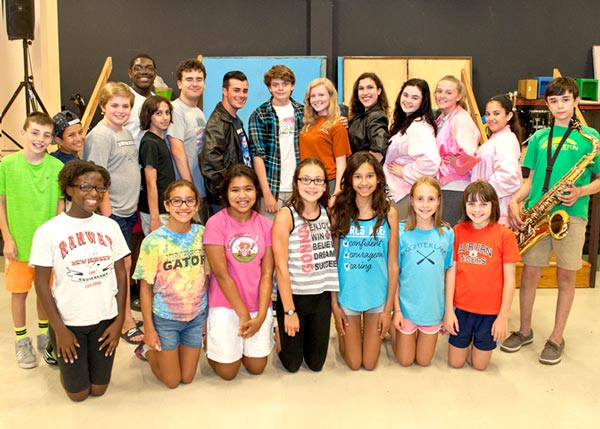 The Theater Project Jr offers summer programs in Cranford and Union