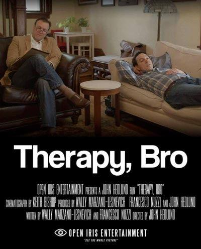 """""""Therapy, Bro"""" To Screen At Golden Door Film Festival"""