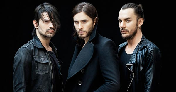 Thirty Seconds To Mars To Perform In Camden, NY, and Holmdel In June